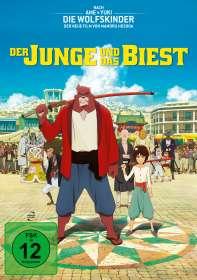 Der Junge und das Biest, DVD