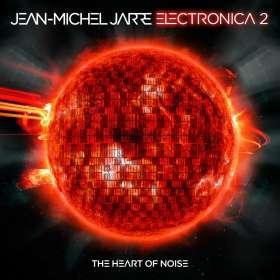 Jean Michel Jarre: Electronica 2: The Heart of Noise, CD