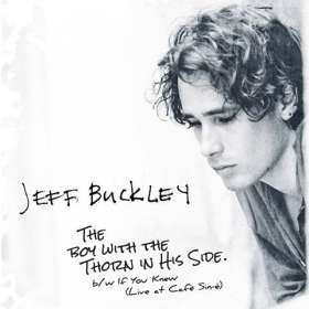 """Jeff Buckley: The Boy With The Thorn In His Side - exklusiv bei jpc!, Single 7"""""""