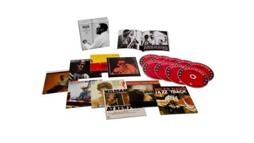 Miles Davis  (1926-1991): The Original Mono Recordings, 9 CDs