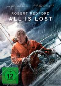 All Is Lost, DVD