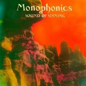 Monophonics: Sound Of Sinning, CD