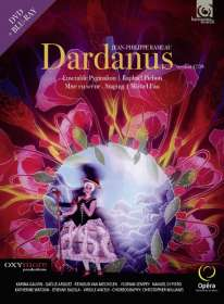 Jean Philippe Rameau (1683-1764): Dardanus (DVD und Blu-ray), DVD