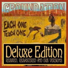 Groundation: Each One Teach One (+CD Each One Dub One), 2 CDs