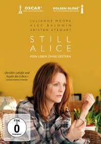 Still Alice, DVD