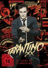 Tarantino XX  - 20 Years of Filmmaking, 10 DVDs