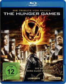 Die Tribute von Panem - The Hunger Games (Blu-ray), Blu-ray Disc
