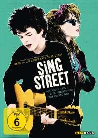 Sing Street, DVD