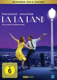 La La Land, DVD
