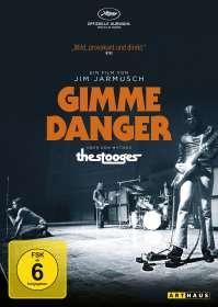 Gimme Danger (OmU), DVD