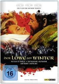 Der Löwe im Winter (1968), DVD