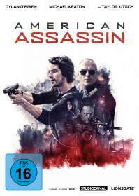 American Assassin, DVD