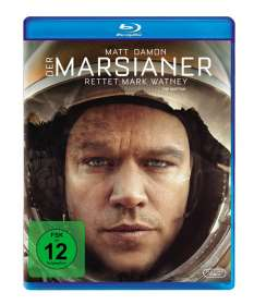 Der Marsianer - Rettet Mark Watney (Blu-ray), Blu-ray Disc