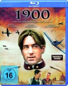 1900 (Blu-ray), Blu-ray Disc