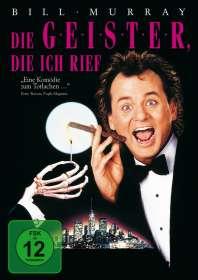 Die Geister, die ich rief, DVD