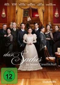 Das Sacher - In bester Gesellschaft, DVD