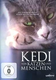 Kedi - Von Katzen und Menschen, DVD