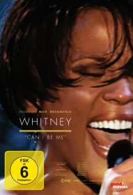 Whitney - Can I Be Me (OmU), DVD