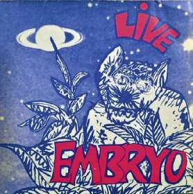 Embryo: Live (+1 Bonus Track), CD