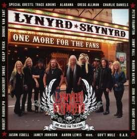 Lynyrd Skynyrd: One More For The Fans, 2 CDs