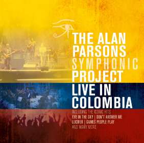 The Alan Parsons Symphonic Project: Live In Colombia, 2 CDs