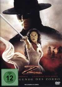 Die Legende des Zorro, DVD
