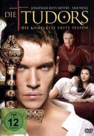 Die Tudors Season 1, 3 DVDs