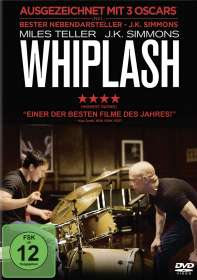Whiplash, DVD
