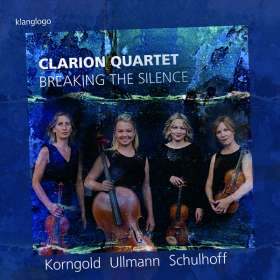 Clarion Quartet - Breaking The Silence, CD