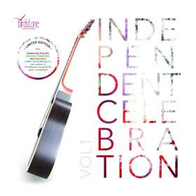 I.C. Independent Celebration Vol. 1, CD