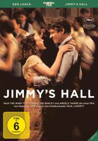 Jimmy's Hall, DVD