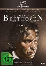 Ludwig van Beethoven - Eine deutsche Legende, DVD