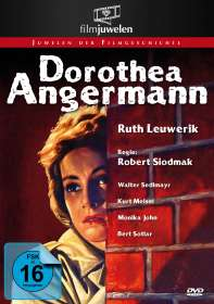 Dorothea Angermann, DVD