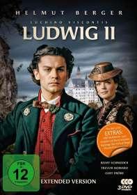Ludwig II. (1972) (Director's Cut), 2 DVDs