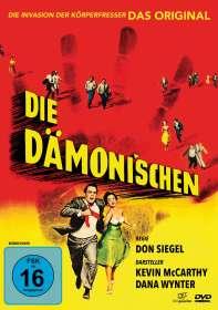 Die Dämonischen, DVD