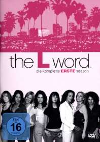 L-Word Season 1, 4 DVDs