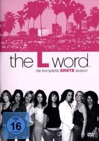 L-Word Season 1, 4 DVDs