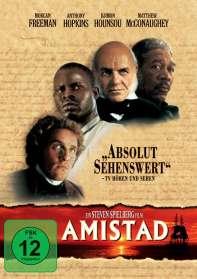 Amistad, DVD