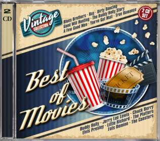 Best Of Movies: Vintage Collection, 2 CDs