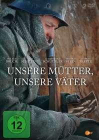 Unsere Mütter, unsere Väter, 2 DVDs