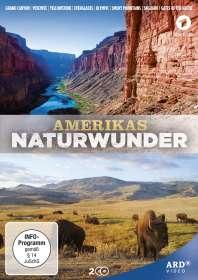 Amerikas Naturwunder (Komplette Serie), 2 DVDs
