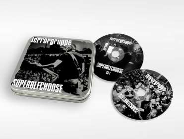 Terrorgruppe: Superblechdose – Live (Limited-Edition), 2 CDs
