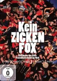 Kein Zickenfox, DVD
