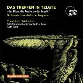 RIAS-Kammerchor - Das Treffen in Telgte oder Dient die Poeterey der Musik?, CD