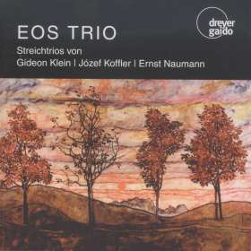 EOS Trio - Streichtrios, CD