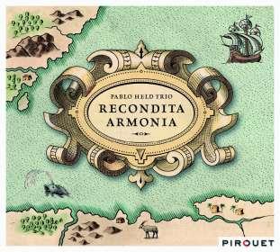 Pablo Held (geb. 1986): Recondita Armonia, CD