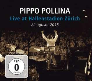 Pippo Pollina: Live At Hallenstadion Zürich 2015, 2 CDs