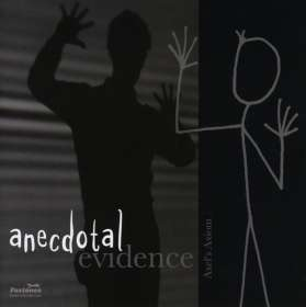 Axel's Axiom: Anecdotal Evidence, CD