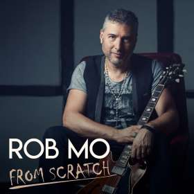 Rob Mo: From Scratch, CD