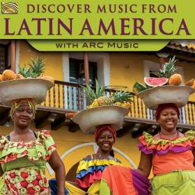 Discover Music From Latin America, CD